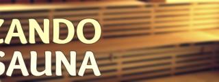 Gozando ao Dar na Sauna